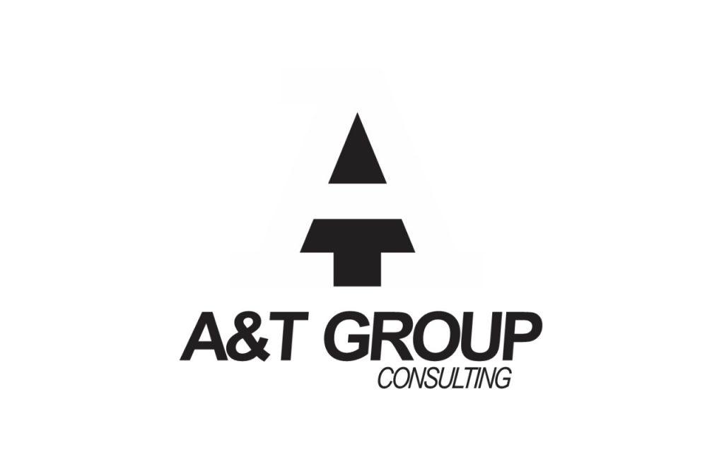 Logo A&T  Group
