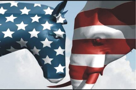 Equilibrio bipartidista en Elecciones USA - Marketing Político en la Red