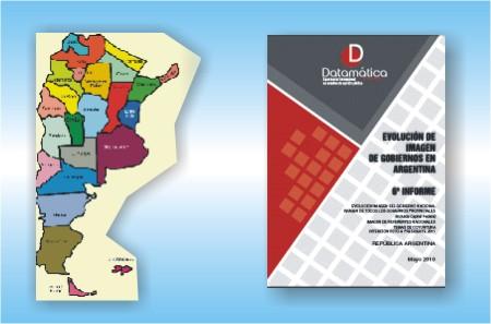 Imagen de los Gobiernos Provinciales Argentina - Marketing Político en la Red