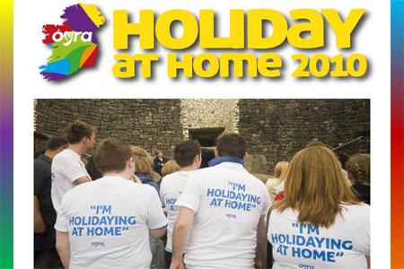 Holiday at Home - Marketing Político en la Red