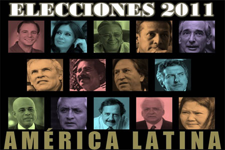 Elecciones 2011 - Marketing Politico en la Red