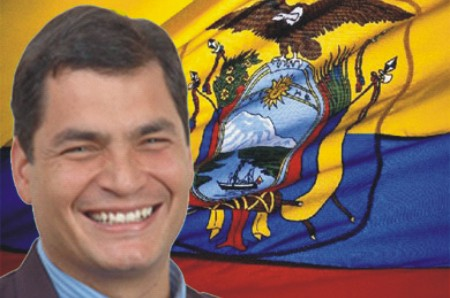Ecuador: Caos y Crisis (Correa) - Marketing Político en la Red