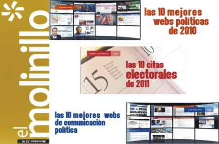 Revista el Molinillo Comunicación Política - Marketing Político en la Red