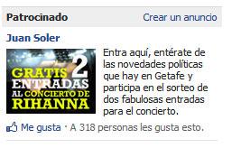 Rihanna - Juan Soler - Marketing Político en la Red