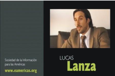 Lucas Lanza Entrevista