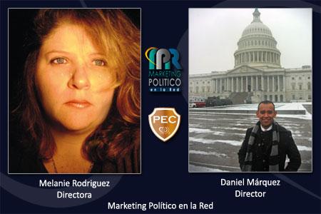 Melanie Rodriguez, Daniel Márquez - Marketing Político en la Red