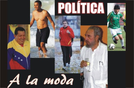 Políticos a la Moda - Marketing Político en la Red