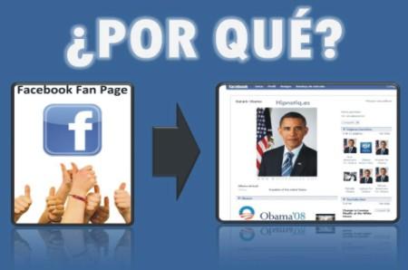 Razones para tener Facebook - Marketing Político en la Red
