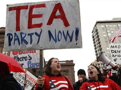 Tea Party - Marketing Político en la Red