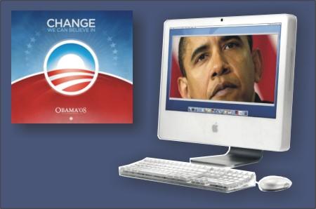 Campaña Obama Redes Sociales - Marketing Político en la Red