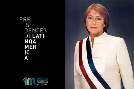 Michelle Bachelet - Marketing Político en la Red