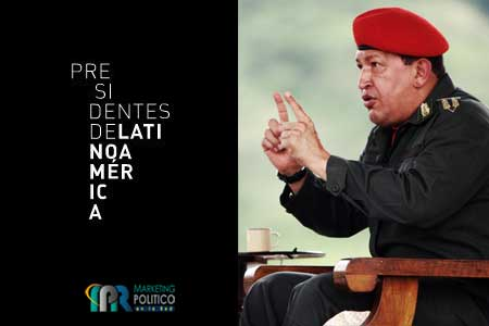 Hugo Chavez - Marketing Político en la Red