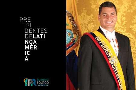 Rafael Correa - Marketing Político en la Red