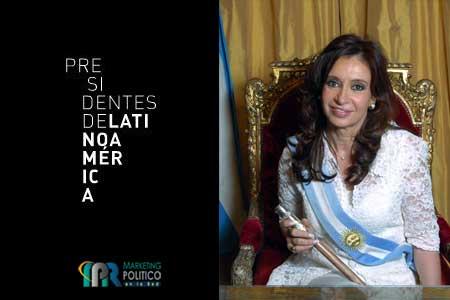 Cristina Fernández de Kirchner - Marketing Político en la Red