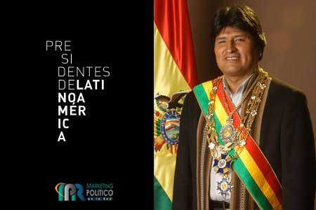 Evo Morales - Marketing Político en la Red