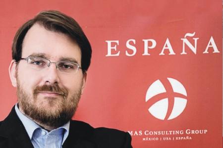 Daniel Ureña Mas Consulting España - Marketing Político en la Red
