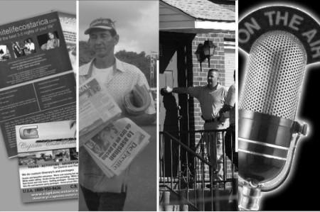 Medios Tradicionales en las Campañas - Marketing Político en la Red