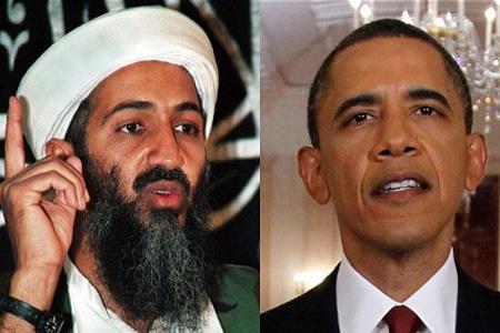 Barack Obama - Osama Bin Laden