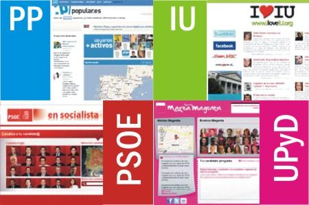 Redes Sociales en Campaña - Marketing Político en la Red