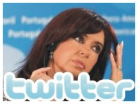 Cristima Kirchner Twitter - Marketing Político en la Red