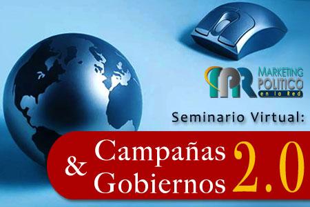 Seminario Virtual Campañas y Gobiernos 2.0