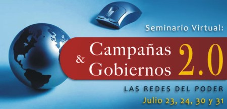 Campañas y Gobiernos 2.0 - Marketing Político en la Red