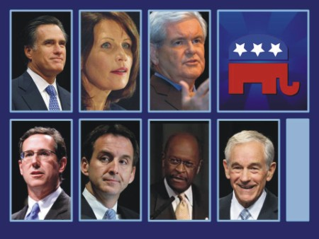 Candidatos Republicanos - Marketing Político en la Red
