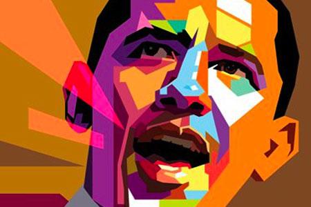 barack obama arte
