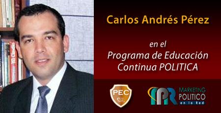 Carlos Andres Perez - PEC Política