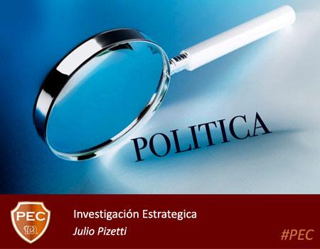 Julio Pizetti - Investigación Estrategica