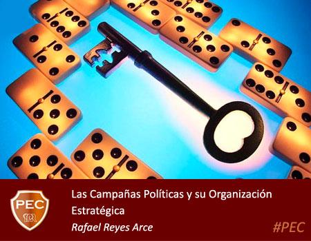 Rafael Reyes - Las Campañas Políticas y su Organización Estratégica