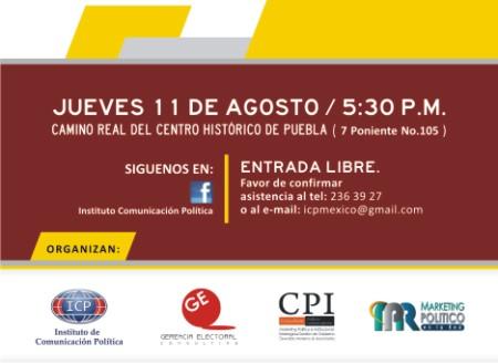Conferencia Carlos Lorenzana - Marketing Político en la Red