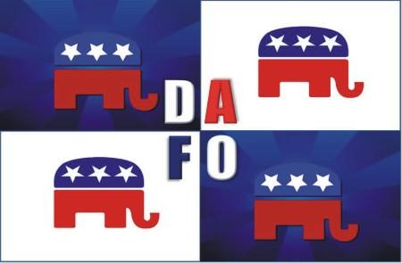 Análisis DOFA candidatos republicanos - Marketing Político en la Red