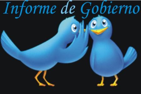 Reporte de Gobierno por Twitter - Marketing Político en la Red
