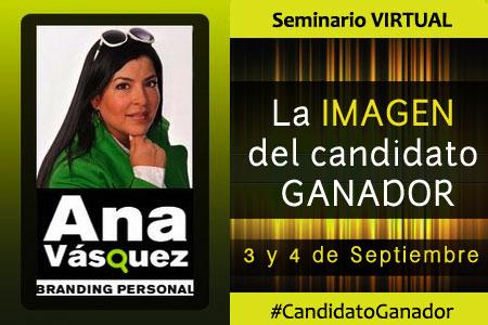 Ana Vasquez Colmenares - Marketing Político en la Red