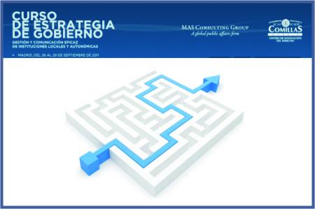 Curdo de estrategia de Gobierno - Marketing Políticoi en la Red