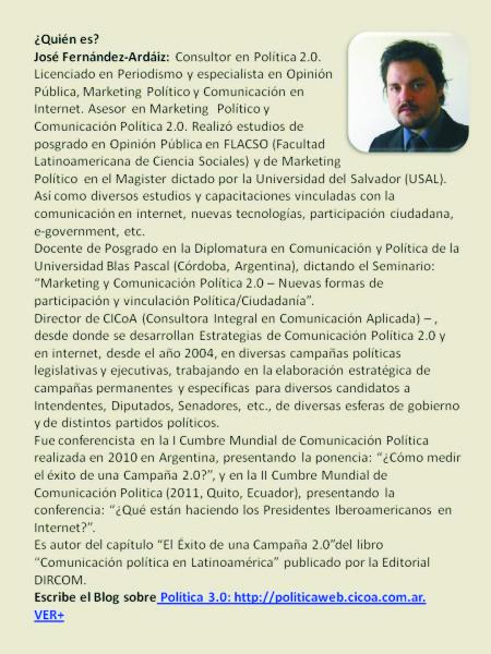 Entrevista Jose Fernandez Ardaiz