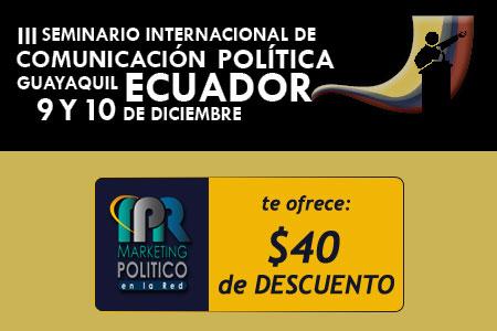 Seminario de Comunicación Política - Marketing Político en la Red