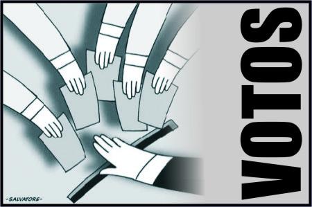 Buscando votos - Marketing Político en la red