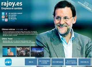 Rayoy - Marketing Político en la Red