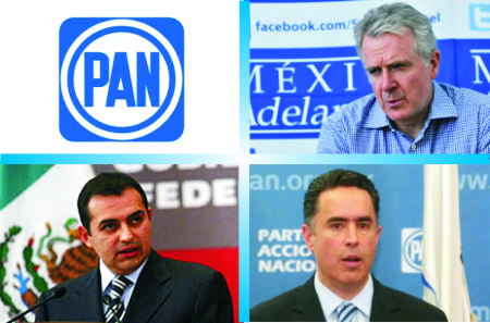 Analisis Candidatos PAN - Marketing Político en la Red