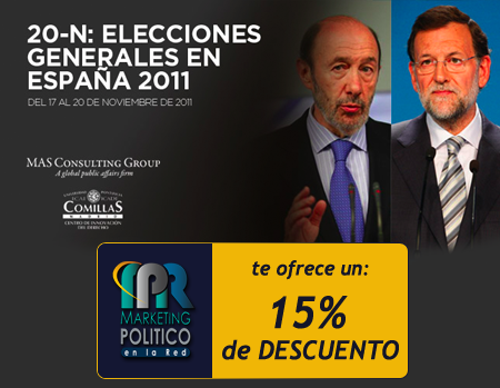 20-N: Elecciones España 2011 - Marketing Político en la Red