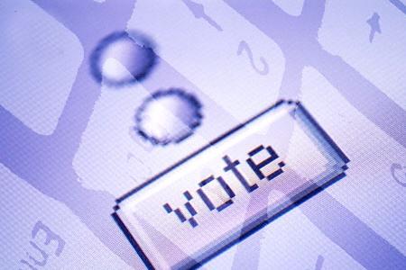 vote teclado