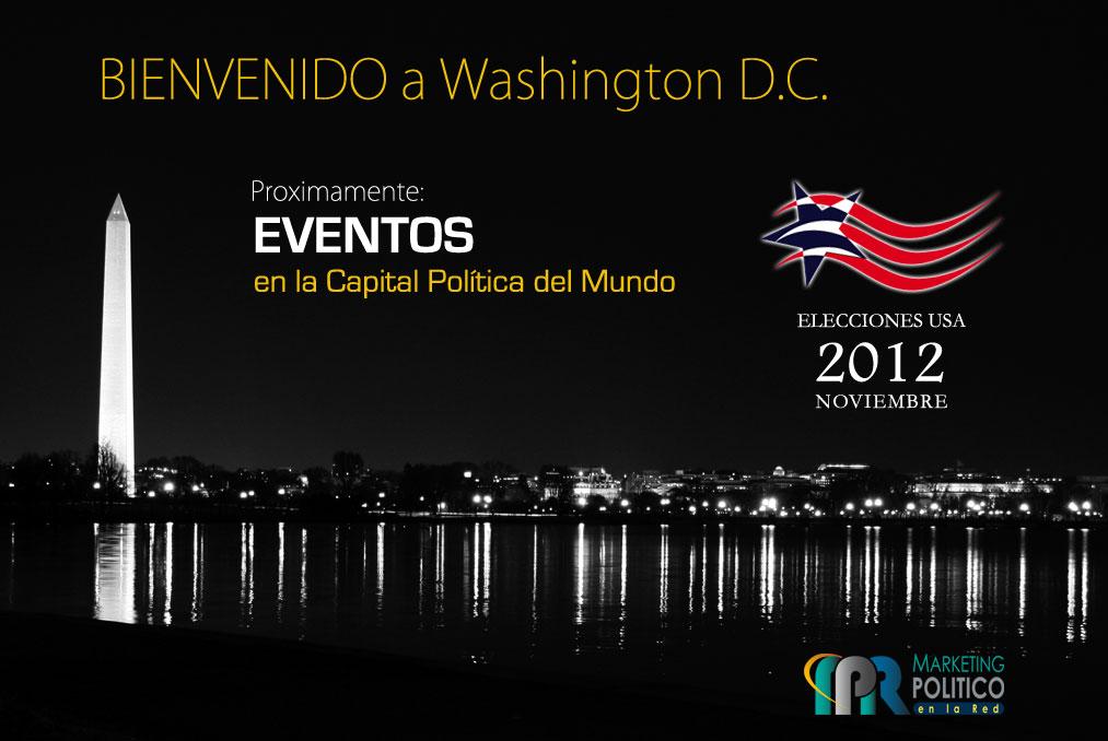 Eventos sobre Política en Washington DC