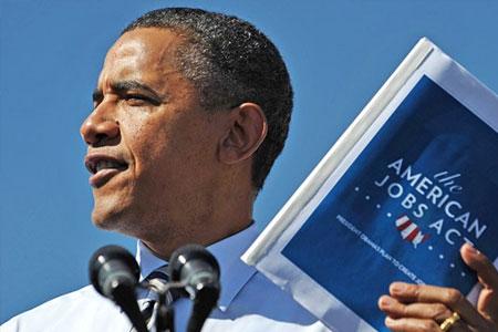 obama jobs plan