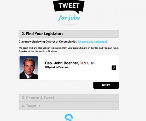 tweets for jobs