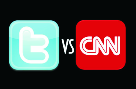 Twiiter Vs CNN - Marketing Político en la Red