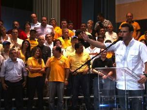 Capriles Radonski - Marketing Político en la Red