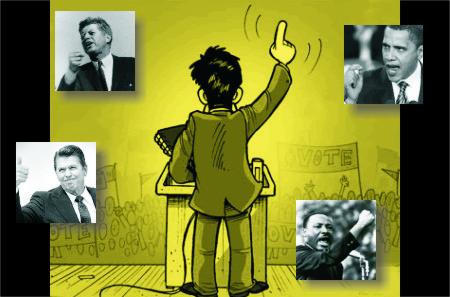 Discurso Persuasivo - Marketing Político en la Red