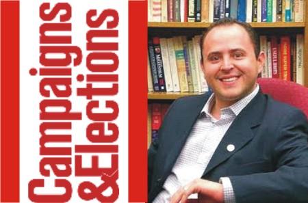 Isreal Navarro - Campaigns & Elections - Marketing Político en la Red